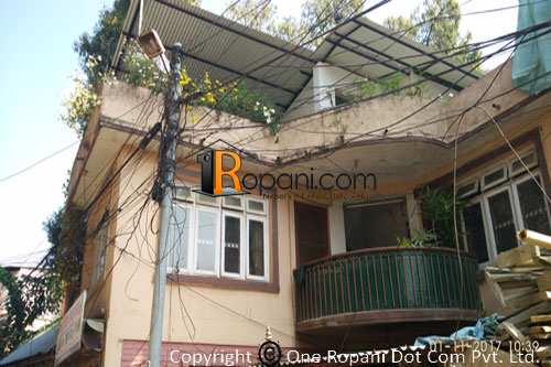 Commercial 3 Storey House on Sale at Boudhanath Sadak, Chabahil
